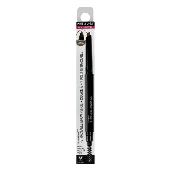 Wet N Wild Ultimatebrow Retractable Brow Pencil 625a Taupe 0007