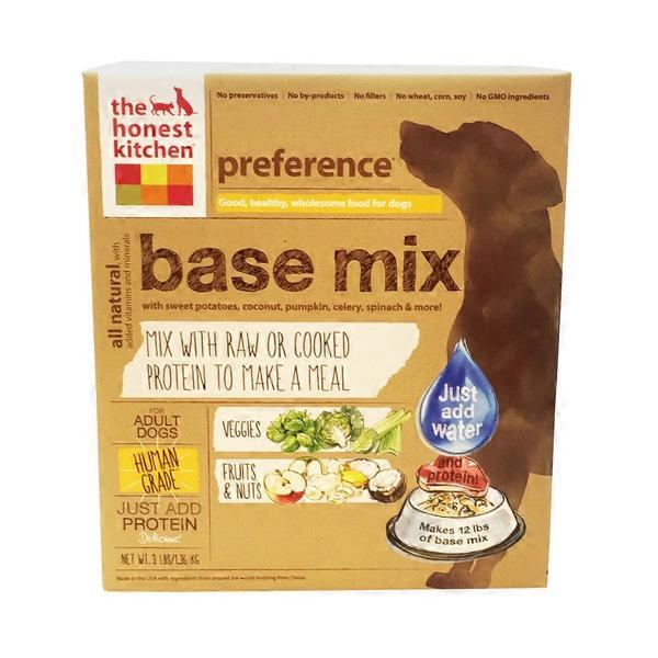 The Honest Kitchen Base Mix Dog Food