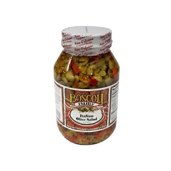 Boscoli Italian Olive Salad 32 Oz From Randalls Instacart