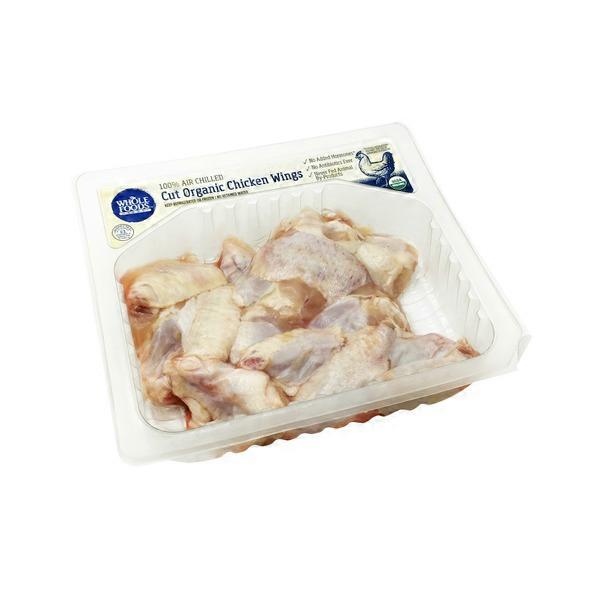Bell Evans Organic Chicken Wings Air Chilled 1 Lb From Whole
