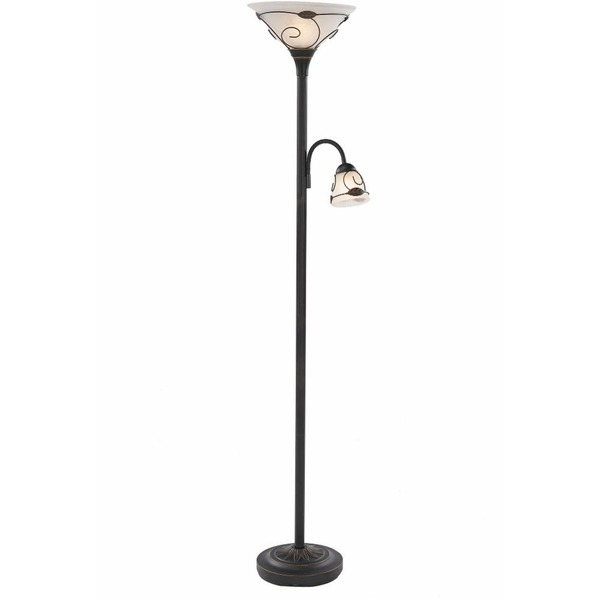 Hd designs 71 black mother daughter vine floor lamp from kroger hd designs 71 black mother daughter vine floor lamp aloadofball Choice Image