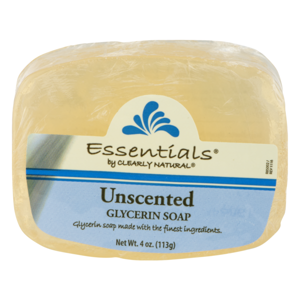 Essentials Glycerin Soap Unscented (4 oz) from Giant Food - Instacart