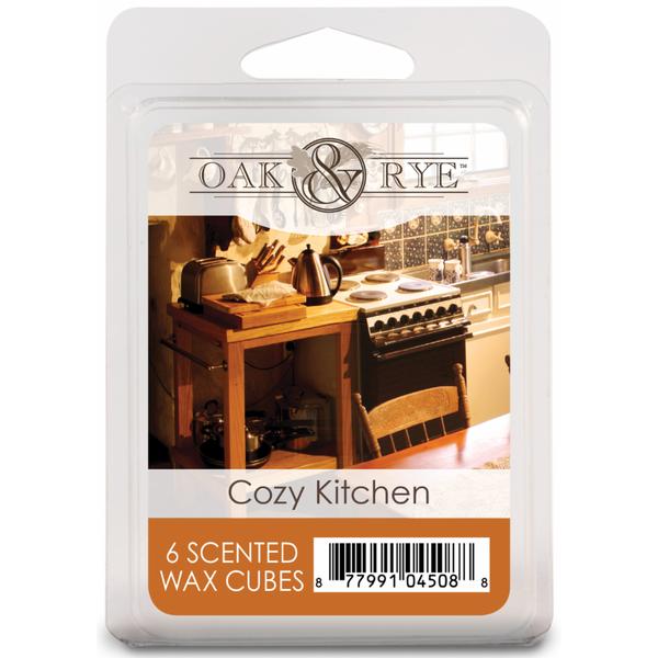 Oak U0026 Rye Cozy Kitchen Wax Cubes