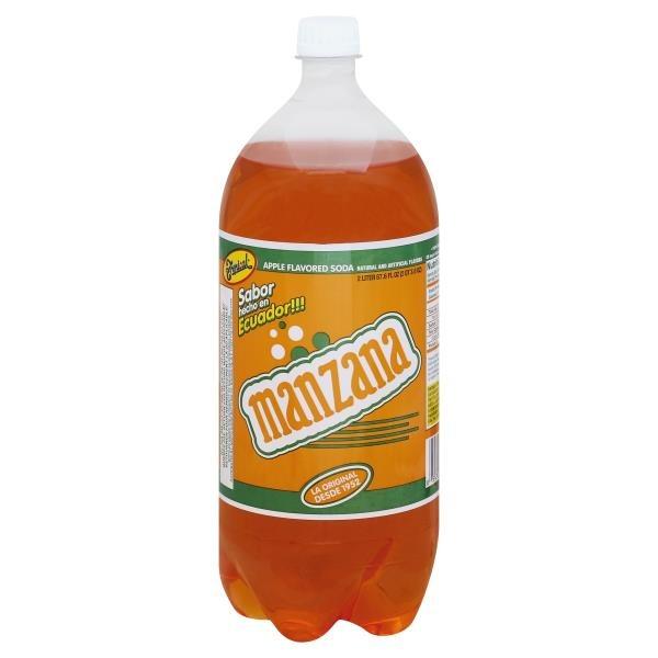 Tropical Manzana Soda Apple 676 Oz From Shoprite Instacart