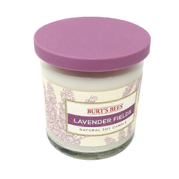 1f7844799 Burt s Bees 2 Wick Lavender Fields Soy Candle from Albertsons ...