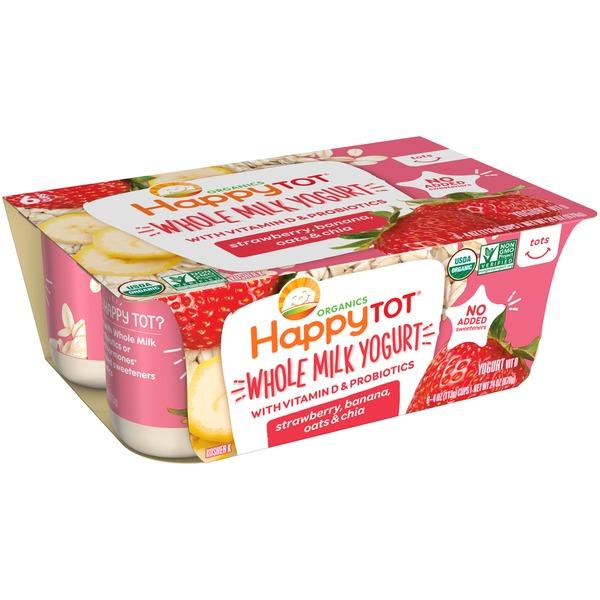 Yogurt Baby Food