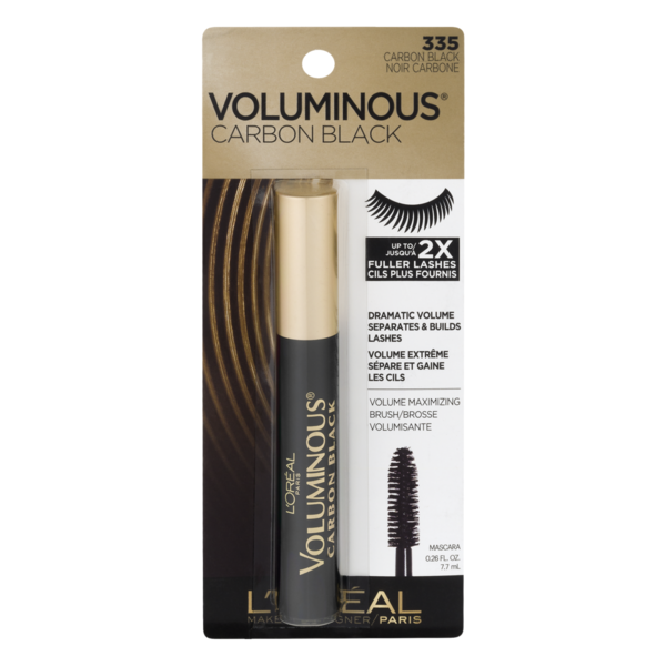 4df3cc86783 L'Oreal Paris Voluminous Mascara 335 Carbon Black from Fred Meyer ...
