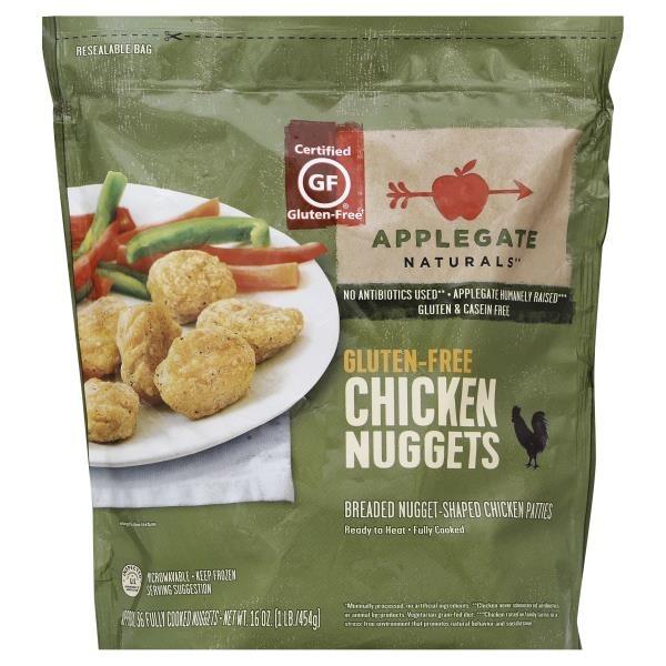 Tyson Naturals Gluten Free Chicken Nuggets