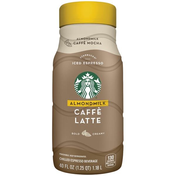 Starbucks Flavored Beverages Chilled 40 Oz From Schnucks