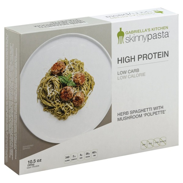 a9e7eb61eaf Gabriellas Kitchen Herb Spaghetti