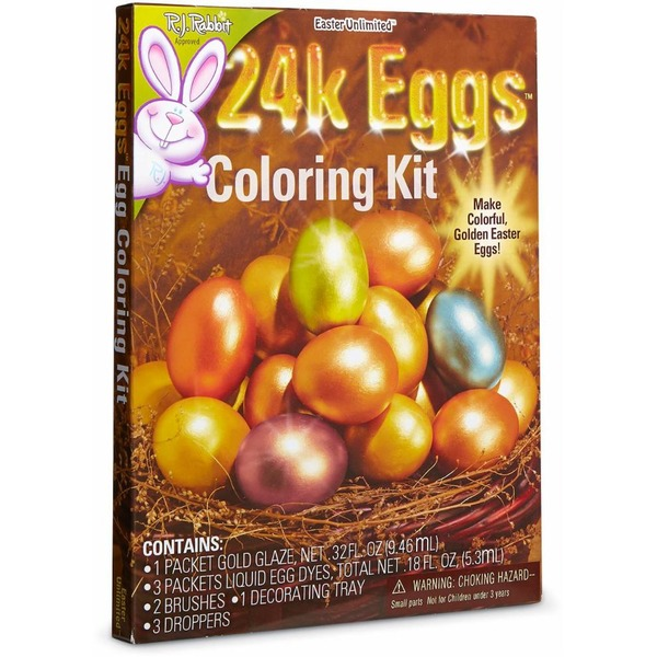 Easter Unlimited 24k Eggs Coloring Kit from Ralphs - Instacart