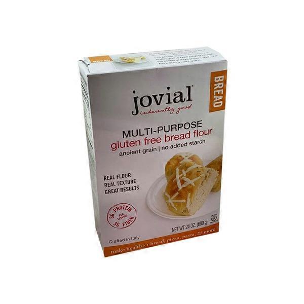 Jovial Gluten Free Bread Flour (24 oz) from Kroger - Instacart