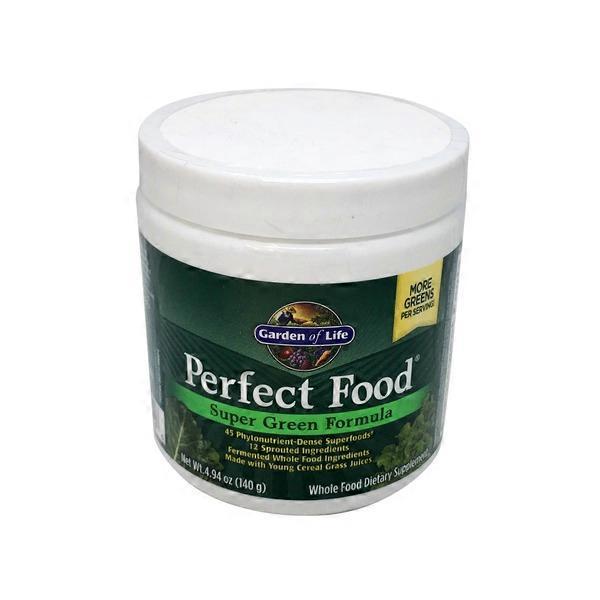 garden of life perfect food super green formula - Garden Of Life Perfect Food