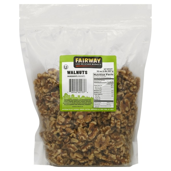 Fairway Walnuts (32 oz) from Fairway Market - Instacart