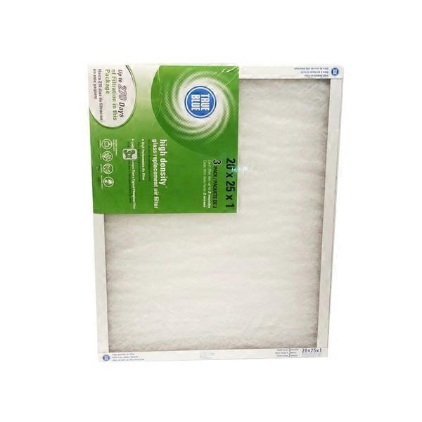 true blue home air filters 20 x 25 - Air Filter Home