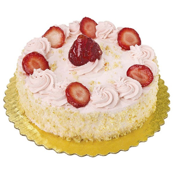 Wegmans Strawberry Chiffon Cake 32 oz from Wegmans Instacart