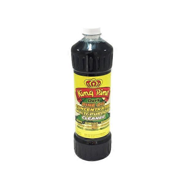 King Pine Dark Pine Oil Concentrated Cleaner (28 fl oz) from