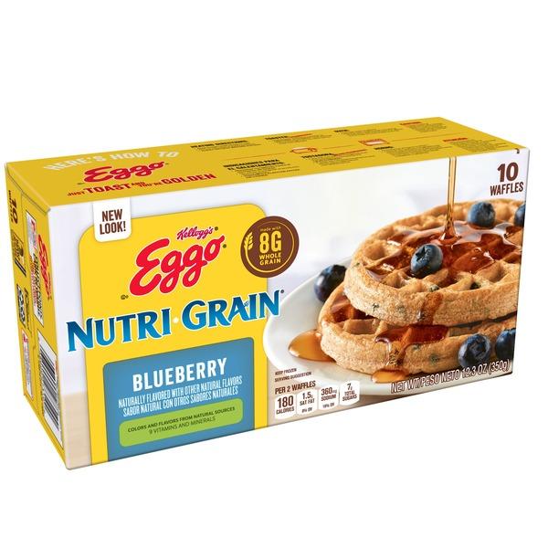 nutrigrain feel great