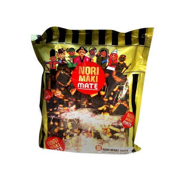 shirakiku nori maki mate rice cracker with seaweed - H Mart Christmas Hours