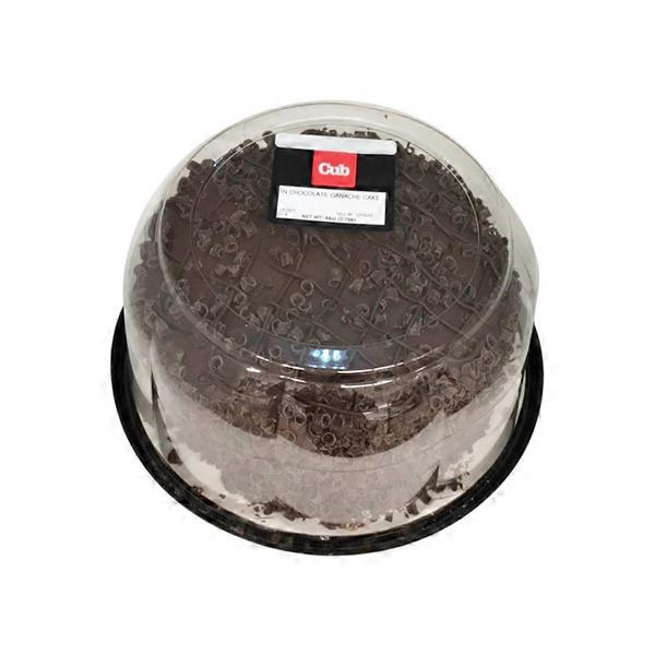 Astonishing Chocolate Cake At Cub Instacart Personalised Birthday Cards Cominlily Jamesorg