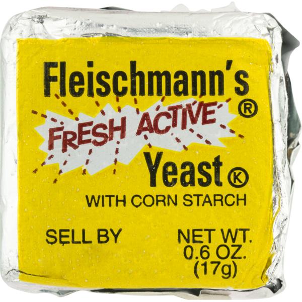Fleischmann S Yeast Fresh Active 0 6 Oz Instacart