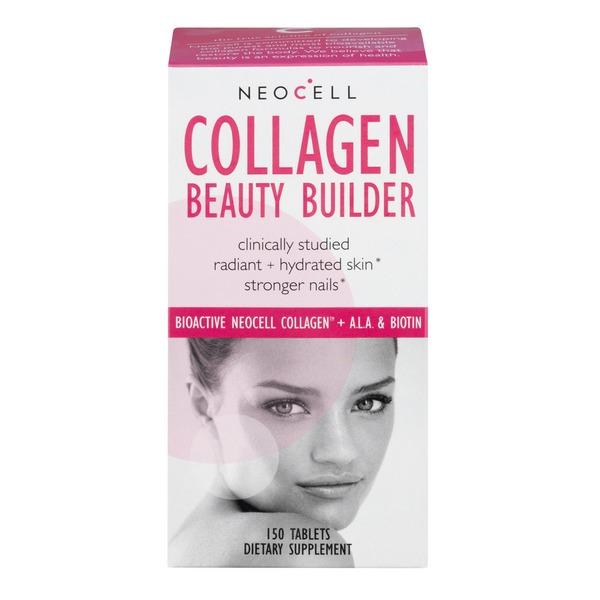 Neocell Collagen Beauty Builder, 150 ct Abra Therapeutics Skin Refining Scrub Lavender & Loofa