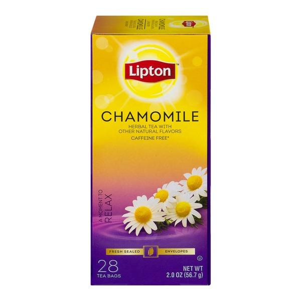 Lipton Chamomile Tea Bags