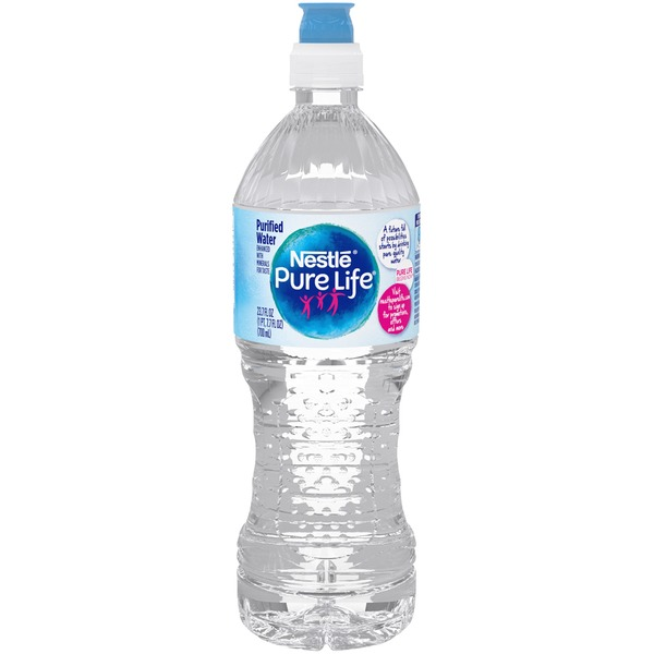 9067ed26ed Nestlé Pure Life Purified Water from BJ's Wholesale Club - Instacart