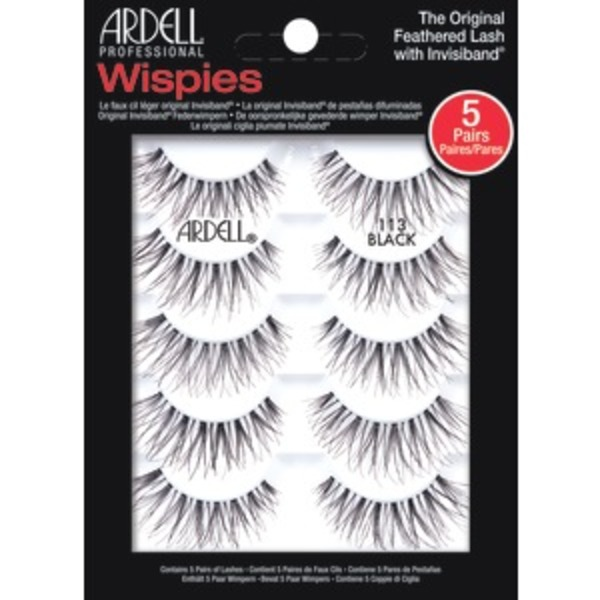 a38171c8900 Ardell Lashes, Black 113 (5 each) from Albertsons - Instacart