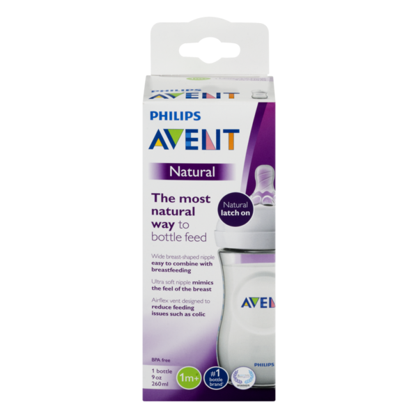 Philips Avent Wide-Neck Bottle (1 ct) from Price Chopper