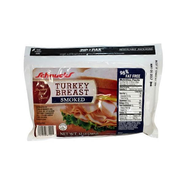 Schnucks Smoked Turkey Breast (12 oz) from Schnucks - Instacart