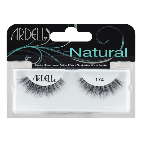 51de3645a1f Ardell Eye Lashes, Natural, 174 (1 each) from CVS Pharmacy® - Instacart