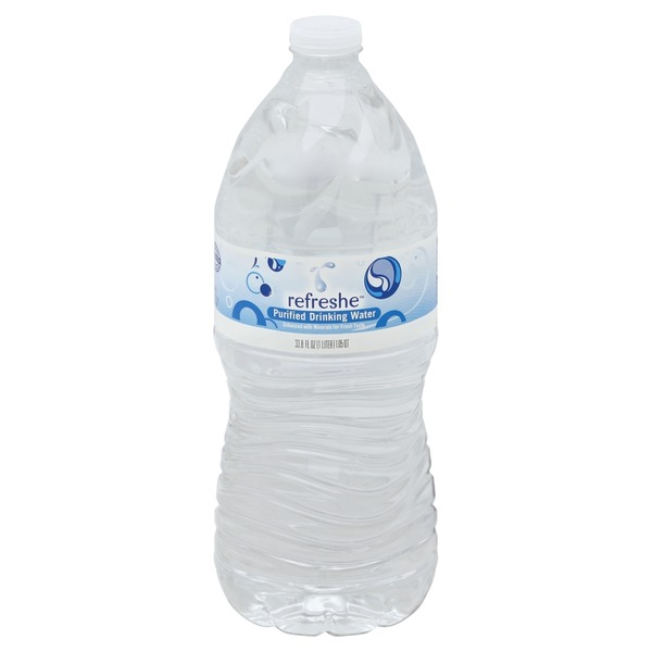 ff25e513be Refreshe Purified Drinking Water from Randalls - Instacart