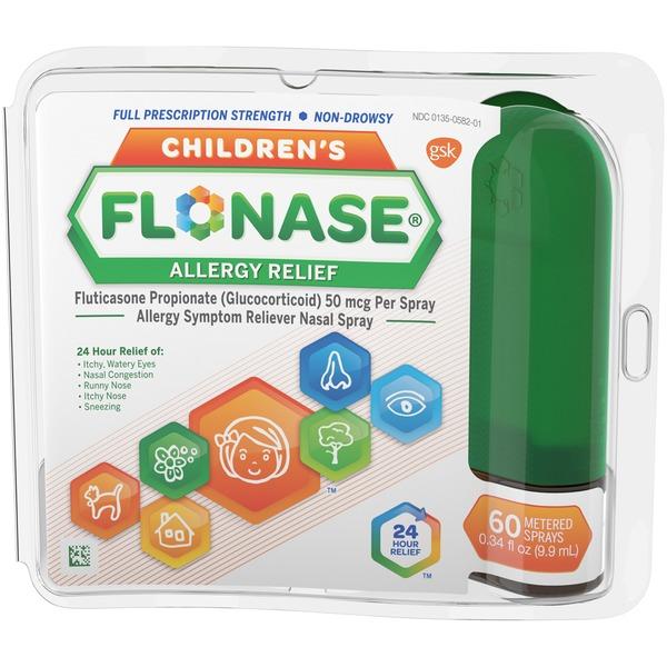 Flonase Childrens Nasal Spray Allergy Relief From Cvs Pharmacy