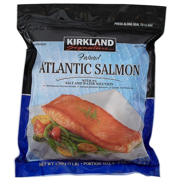 costco wild alaskan salmon price