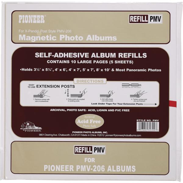 Pioneer Photo Album Refill For Pmv 206 Each From Cvs Pharmacy
