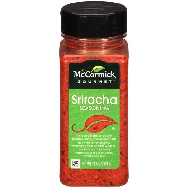 McCormick Gourmet™ Sriracha Seasoning (11 5 oz) from Costco