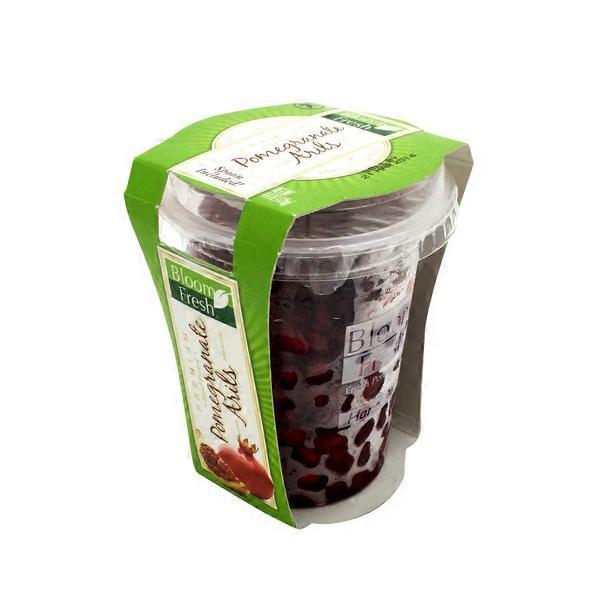 Bloom Fresh Hand Picked Pomegranate Seedsarils 44 Oz From