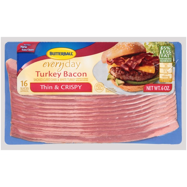 Butterball everyday thin crispy butterball everyday thin crispy butterball everyday thin crispy butterball everyday thin crispy turkey bacon publicscrutiny Image collections