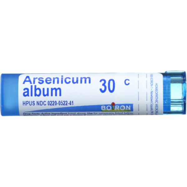 Boiron Arsenicum Album 30c (80 ct) from CVS Pharmacy