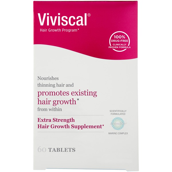 71680465a Viviscal Extra Strength Hair Growth Program Dietary Supplement Tablets