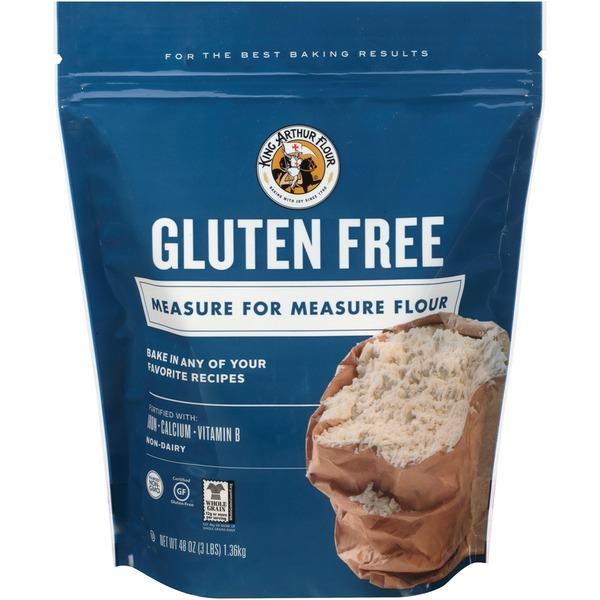 King Arthur Flour Measure for Measure Gluten Free Flour (3