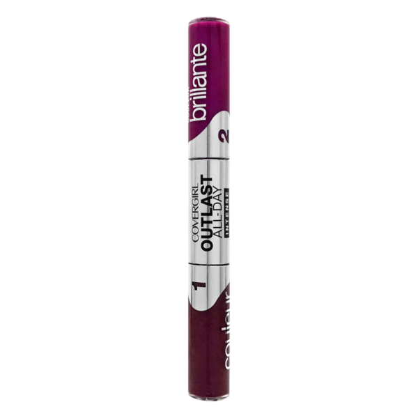 CoverGirl Outlast All Day Moisturizing Lip Color, Red Hot