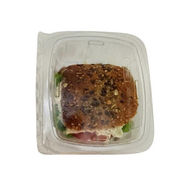 Whole Foods Chicken Salad Sandwich