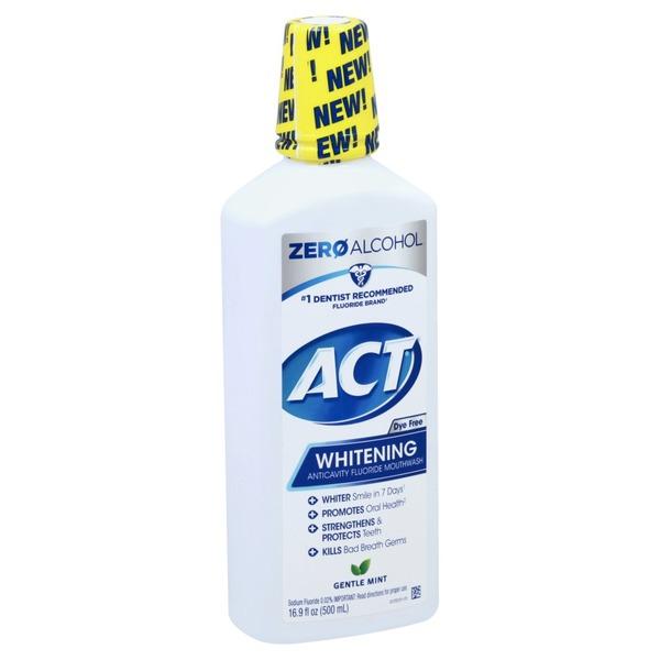 Act Mouthwash Logo