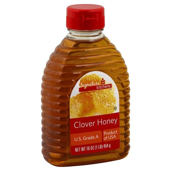 Signature Kitchens Clover Honey (16 oz) from Vons - Instacart