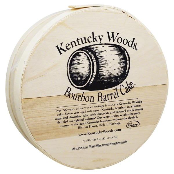 Kentucky Woods Cake Bourbon Barrel Instacart