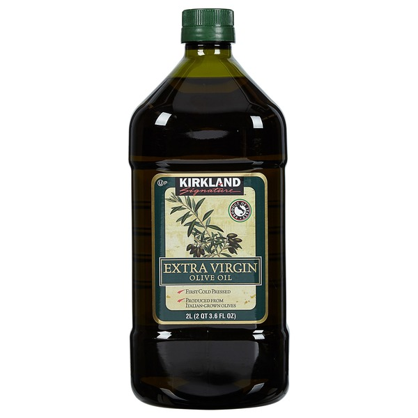 Kirkland Signature Extra Virgin Olive Oil, 2 L (2 L ) from
