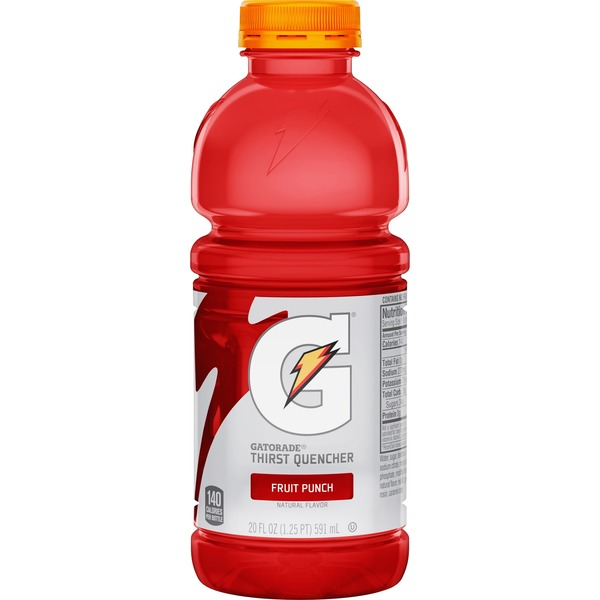 Gatorade Thirst Quencher Fruit Punch From Costco Instacart