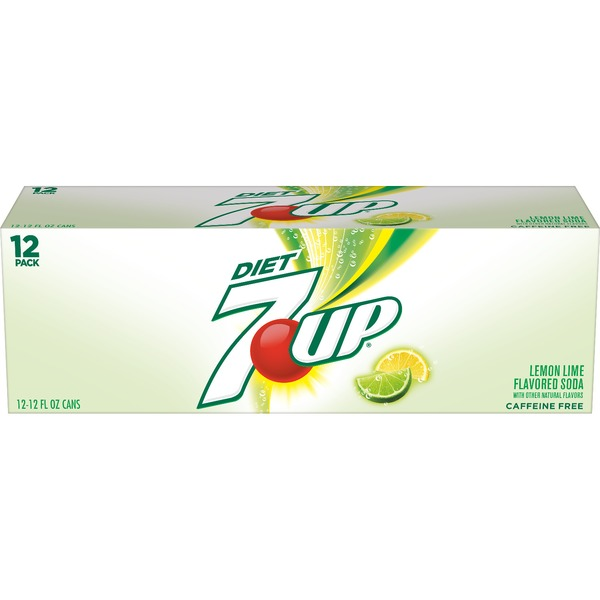 Diet 7up Lemon Lime Soda From Ralphs Instacart